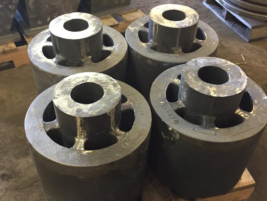 Industrial roll