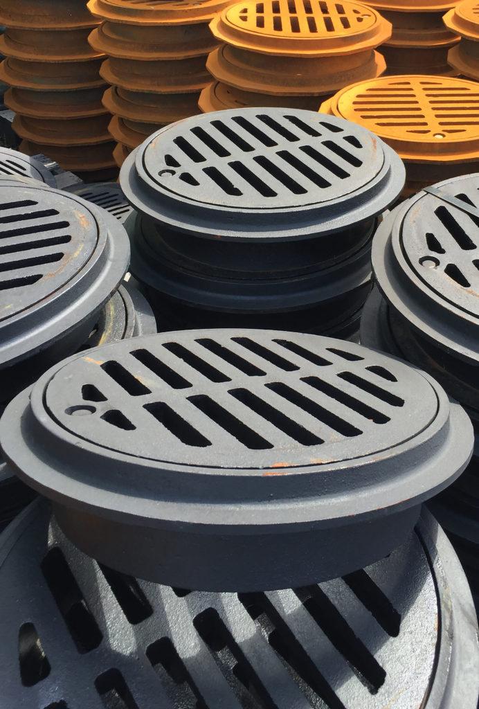 Sewer, waterworks & drainage polyethylene